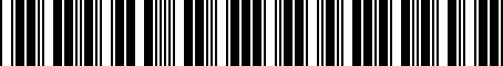 Barcode for ZAW071105H